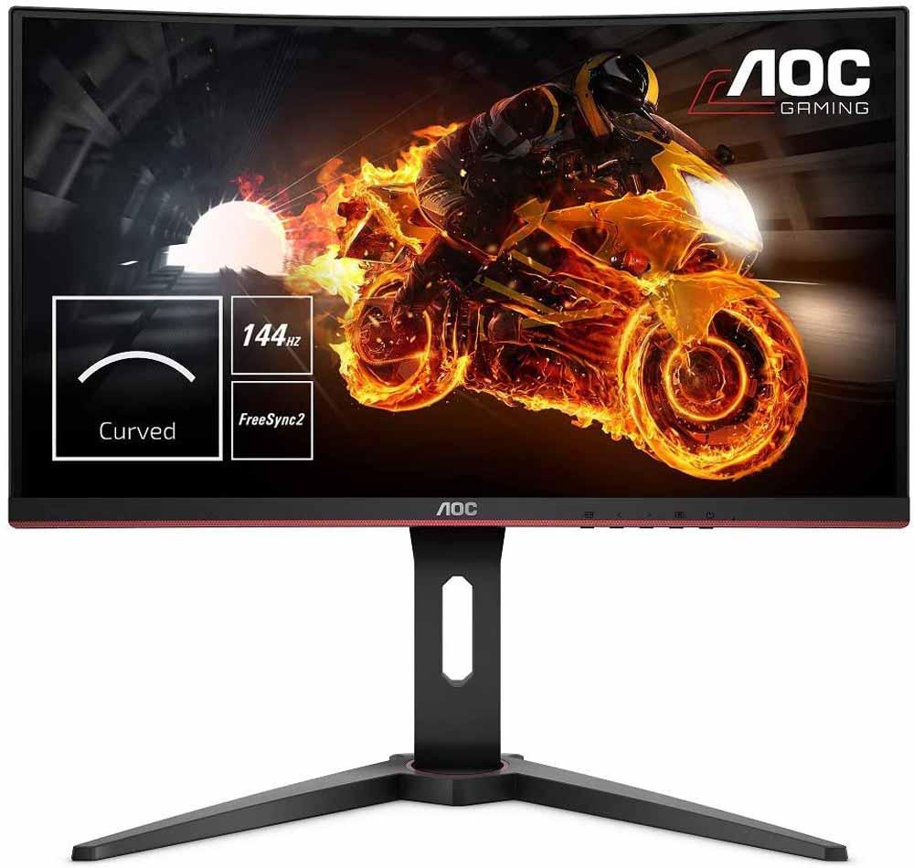 Monitor gaming AOC C24G1