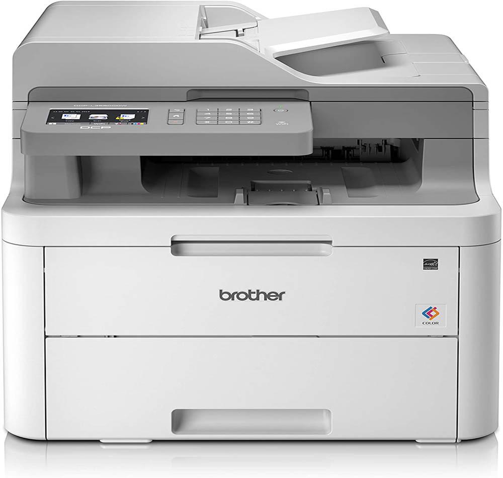 Impresora con escáner Brother DCP-L3550CDW