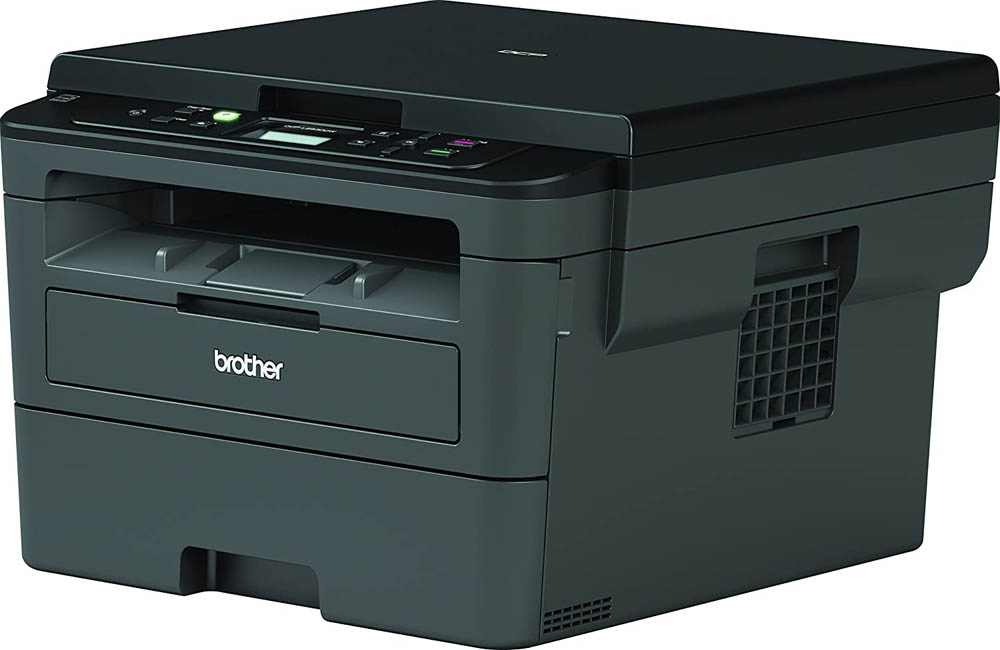 Impresora con escáner Brother DCPL2530DW