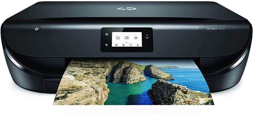 Impresora con escáner HP Envy 5030