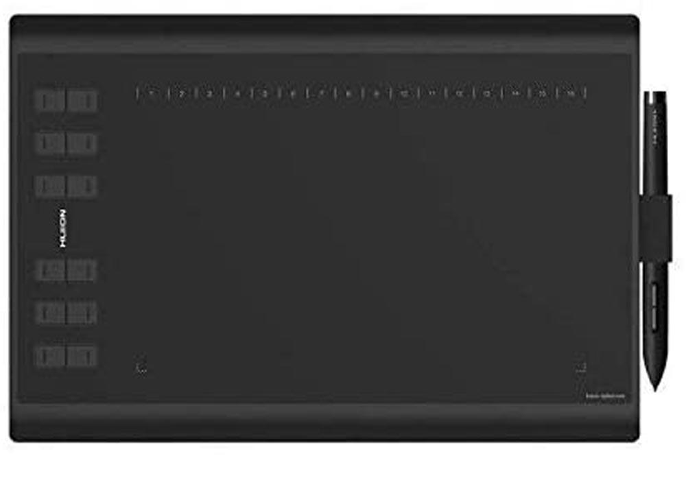 Tableta de dibujo HUION New 1060PLUS