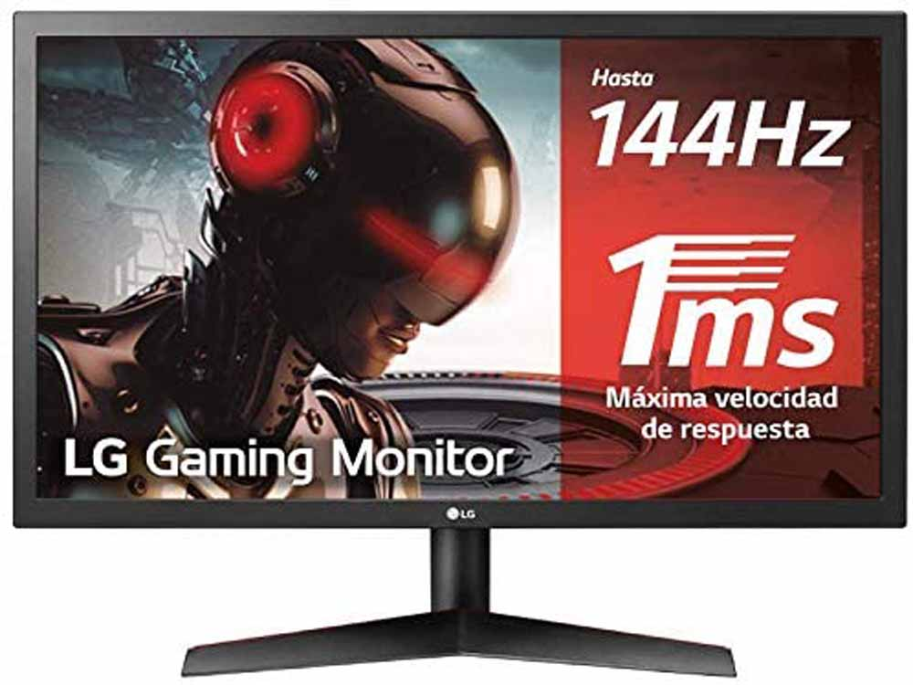 Monitor gaming LG 24GL600F-B
