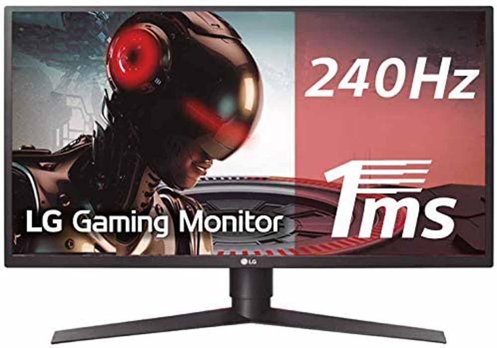 Monitor gaming LG 27GK750F-B