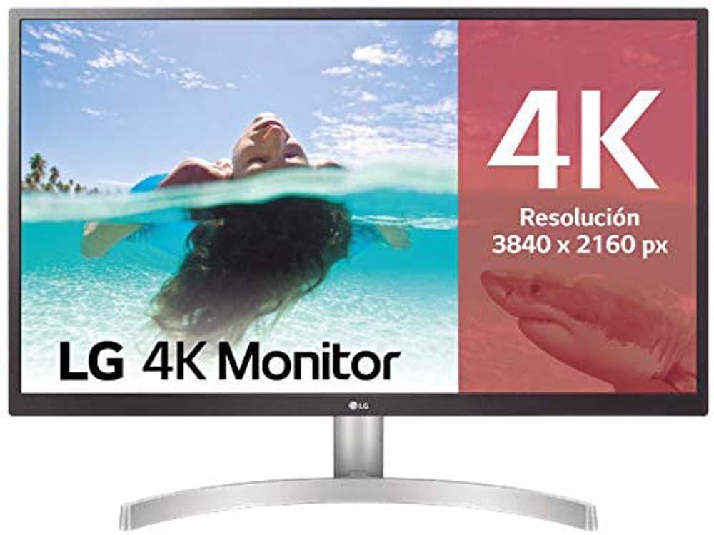 Monitor 27 pulgadas LG 27UL500-W