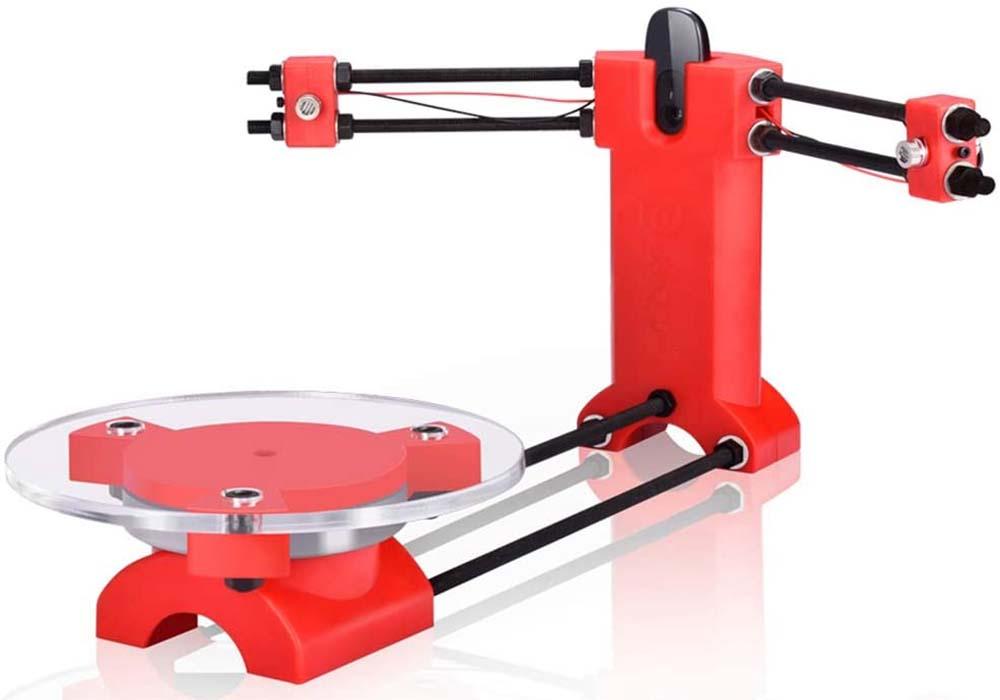 Escáner 3D Lycorish DIY