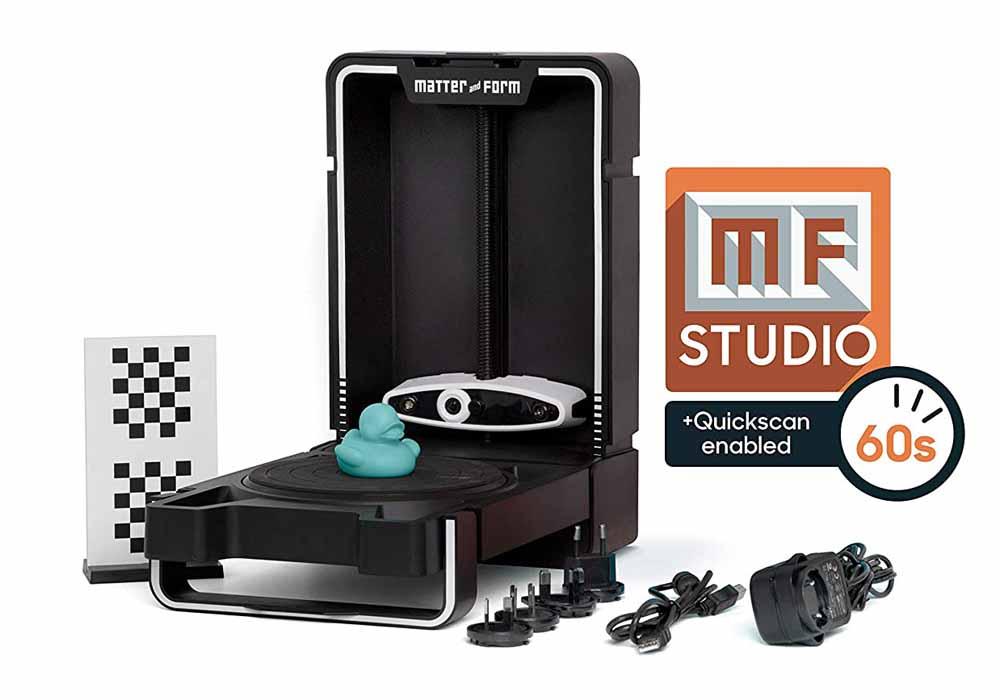Escáner 3D Matter & Form MFS1V2