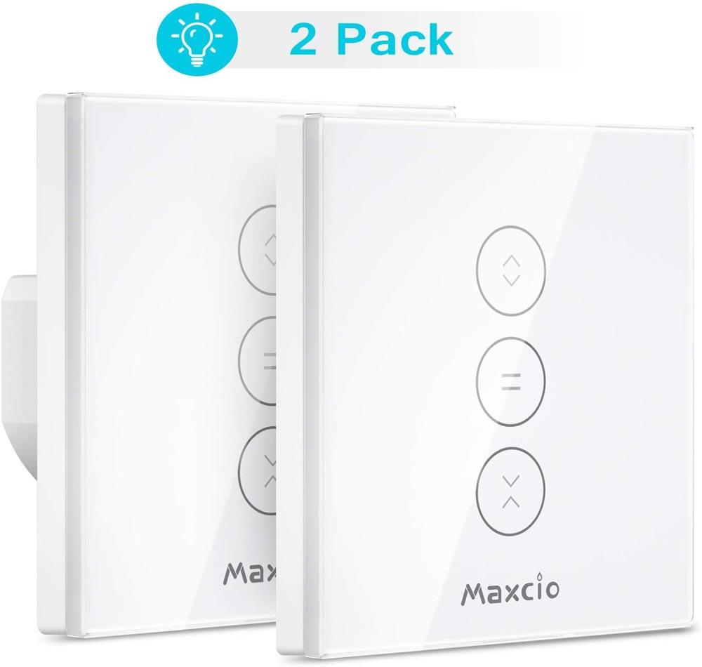 Interruptor WiFi Maxcio WF-CS01