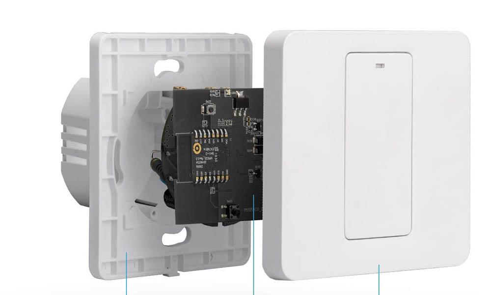 Interruptor WiFi Meross MSS510X