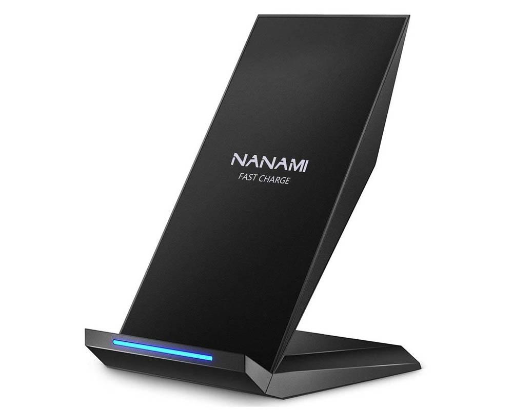 Cargador inalámbrico iPhone NANAMI M220EU