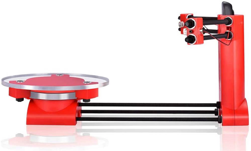 Escáner 3D Nrpfell DIY