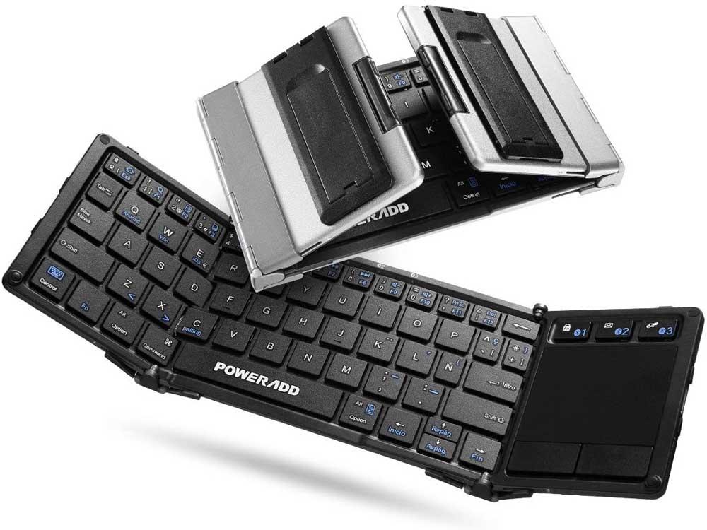 Teclado para tablet POWERADD AP-2426ES