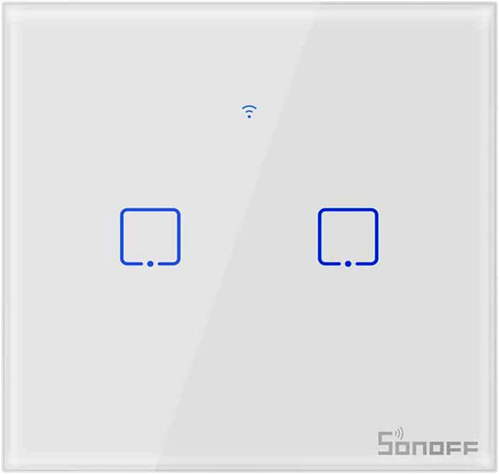 Interruptor WiFi SONOFF T0EU2C
