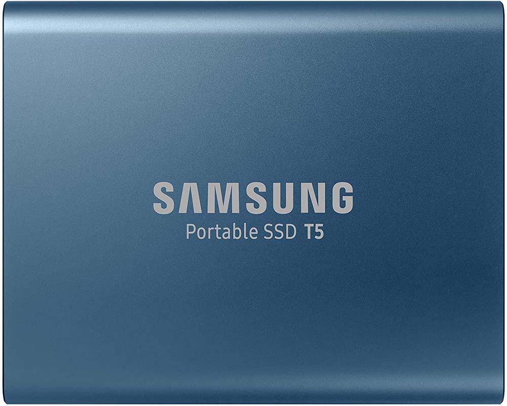 Disco duro externo SSD Samsung T5