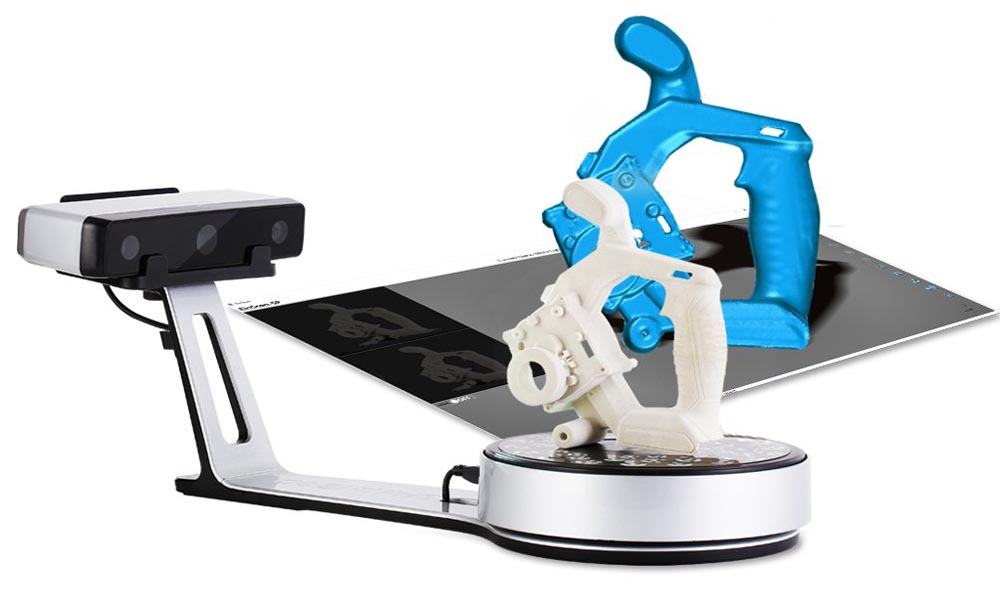 Escáner 3D Shining 3D EINSCAN-SP