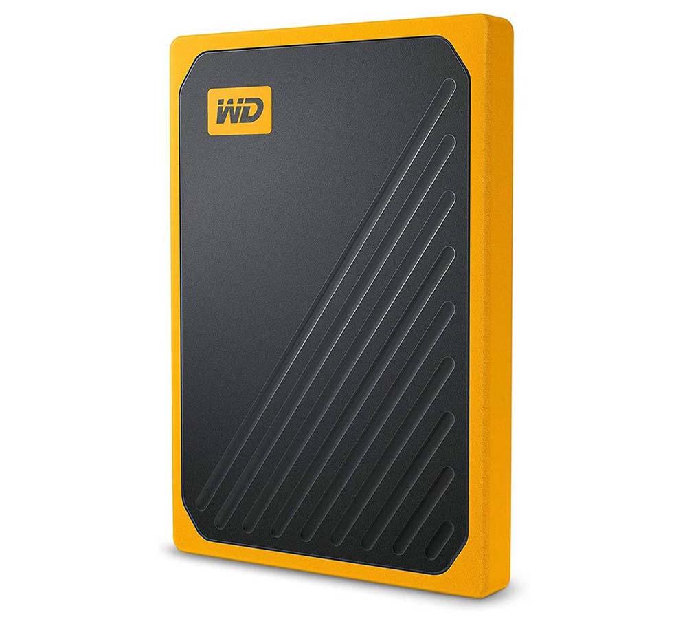 Disco duro externo SSD WD My Passport Go