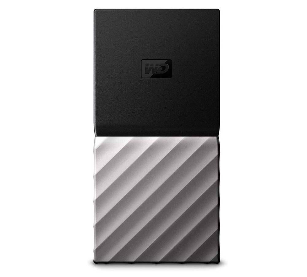 Disco duro externo SSD WD My Passport