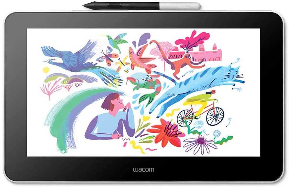 Tableta de dibujo Wacom One Creative