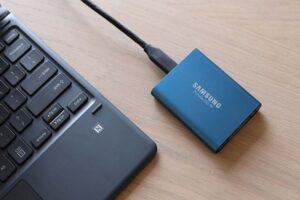 Los 10 mejores discos duros externos SSD